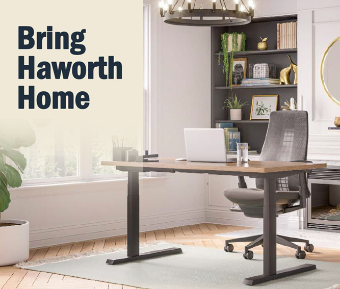 Bring Haworth Home