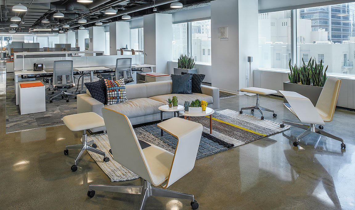 Workspace Where People Thrive