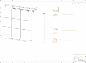 Custom Interior Modular Office System Glass Frame Page 2