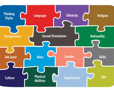 Inclusion puzzle