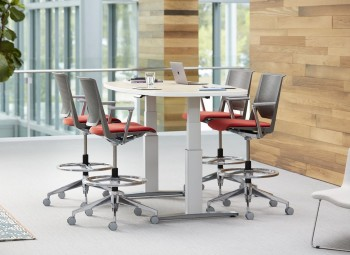 Haworth Jump Height Adjustable Table