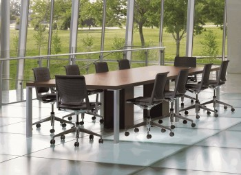 Haworth Planes Conference Table