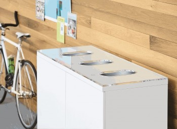 Haworth X Series Recycling